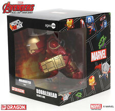 "Dragon Models 6"" Hulk Buster Age of Ultron Bobblehead Toy Figure Christmas gift"