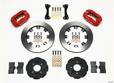 1988-1999 Honda Civic,CRX,Del Sol Dynalite Wilwood Front Big Brake Kit Wilwood