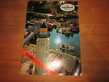 Vtg  Legoland Denmark  Brochure