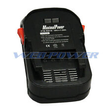 Power Tool Battery For 18V Ridgid AC840085 R840085 Hyper Lithium Ion 1.5 Ah