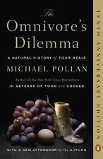 Omnivore's Dilemma : A Natural History of Four Meals by Michael Polland foodie