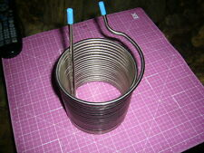 Stainless Steel Liquid Heating Cooling Coil, Immersion Chiller/Heat Exchanger