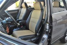 HONDA HR-V 2016- IGGEE S.LEATHER CUSTOM FIT SEAT COVER 13COLORS AVAILABLE
