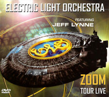Electric Light Orchestra Featuring Jeff Lynne ‎– Zoom Tour Live DVD PAL