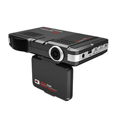 3 in1 Car DVR Recorder/Radar Laser speed Detector/GPS Track Recorder