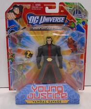 DC Universe: Young Justice Vandal Savage Action Figure (2011) Mattel New