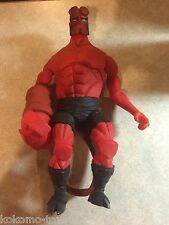 "Prototype Test Shot 18"" Inch Mezco Hellboy Figure Unpainted Sample Parts #X205"