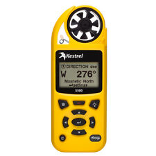 Kestrel 5500 (0855YEL) Portable Weather / Anemometer, 40m/s Max Air Velocity