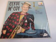 CLYDE McCOY ~ THE GOLDEN ERA of the SUGAR BLUES ~ Factory Sealed Vinyl LP Record
