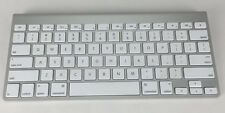 Apple OEM Aluminum Wireless English Keyboard (Model A1314) + Good Condition