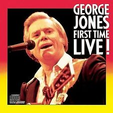 First Time Live, George Jones, Good Live