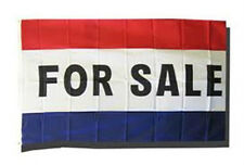 NEW FOR SALE FLAG BANNER 3' X 5' SIGN WITH 2 BRASS GROMMETS