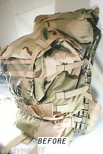 MOLLE FIELD PACK COVERS DESERT CAMOUFLAGE PATTERN NEW