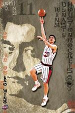New Costacos NBA Houston Rockets Yao Ming Dynasty Poster 22.5 x 35