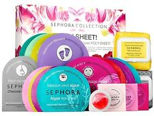 Sephora Collection Holy Sheet Mask Set Limited Ed Face Hand Foot Eye Nose Sleep
