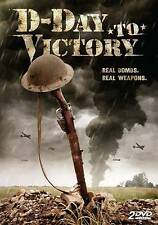 D-Day to Victory, New DVD, ,