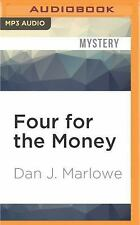 Four for the Money by Dan J. Marlowe (2016, MP3 CD, Unabridged)