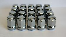 20 X M12 X 1.5 ALLOY WHEEL NUTS FIT TOYOTA ALTEZZA AURIS AVALON