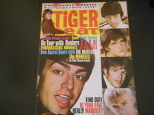 Sonny & Cher, Paul Revere & The Raiders, The Beatles - Tiger Beat Magazine 1966