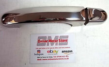 VW TRANSPORTER T5 T6 CADDY - CHROME HANDLE COVER TRIMS - BEST QUALITY METAL - 1