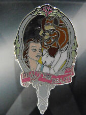 Disney 100 Years of Dreams Trading LE Pin #72 Beauty and the Beast 1991 NOC