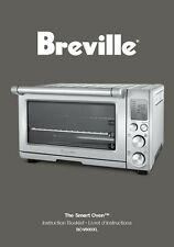 Breville BOV800XL Smart Oven Owners Manual