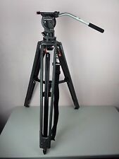 O'Connor 515 Fluid Head w/ 35 Tripod Oconnor Video Camera Mount 5 15 S 35l