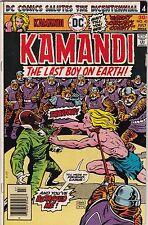 DC Comics! Kamandi! Issue 43!