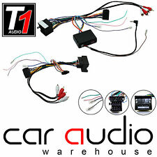 Audi A3 1999-12 XTRONS Car Stereo Steering Wheel & Bose Amp Bypass Interface Kit