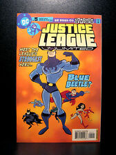 COMICS: DC: Justice League Unlimited #5 (2005) - RARE (figure/batman/flash)