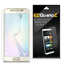 2X EZguardz LCD Screen Protector Cover HD 2X For Samsung Galaxy S6 Edge (Clear)