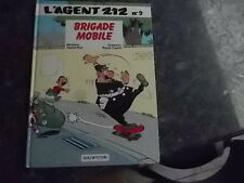 belle reedition l'agent 212 brigade mobile