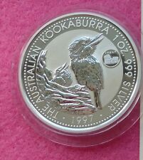 1997 AUSTRALIA KOOKABURRA ITALY PRIVY MARK ONE DOLLAR COIN BOX AND COA