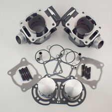 Set Of Banshee 350 Standard Bore Cylinder Piston Gasket 1987-2006 For Yamaha
