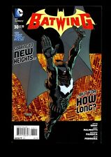 BATWING  THE NEW 52!  US DC COMIC VOL.1 # 30/'14