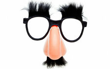 Groucho Disguise Bigote Gafas especificaciones Fancy Dress Divertido Juguete Gracioso Gallina Nariz