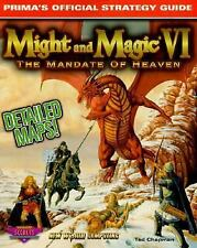Might and Magic VI: The Mandate of Heaven : Prima's Official Strategy Guide by