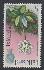 FALKLAND ISLANDS:1974 Flowers 1/2p  watermark inverted SG 293w MNH