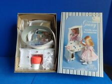 1970s GINNY DOLL VANITY AND ACCESSORIES- MIB VOGUE