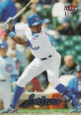 CHICAGO CUBS ALFONSO SORIANO 2007 FLEER ULTRA #30