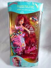 CALYPSO BEAUTIFUL HAIR ARIEL / LITTLE MERMAID / IN ORIGINAL BOX / WITH SEBASTIAN
