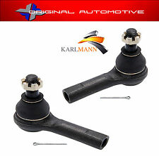 FITS NISSAN Elgrand 3.2 E50 1997-1999 KARLMANN FRONT OUTER TRACK TIE ROD ENDS