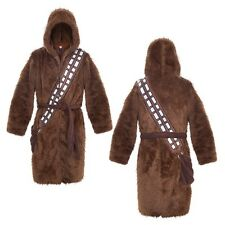 Star Wars Chewbacca Hooded Bathrobe Lounge Officially Licensed Robe