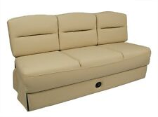 Frontier Sofa Bed RV Furniture Motorhome w/ Slide Out Drawer