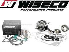Wiseco Top & Bottom End Kawasaki 2002-2003 KX 250 Engine Rebuild Kit Crankshaft