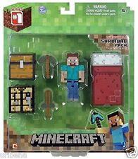 Minecraft Core Player Survival Pack Action Figure 16450 Boys & Girls 6-15 NEW