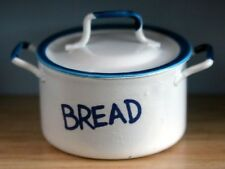 Round Bread Bin, Dolls House Miniatures Kitchen Accessory 1.12 Scale