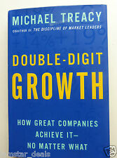Double Digit Growth Signed Book by Michael Treacy