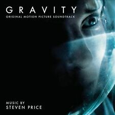 NEW - Gravity: Original Motion Picture Soundtrack by Steven Price
