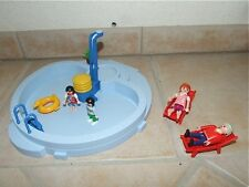 PLAYMOBIL ENSEMBLE PISCINE